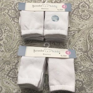 Other - NWT, 2 packs of infant socks
